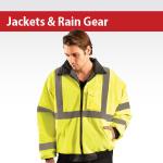 Jackets & Rain Gear