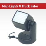 Map Lights & Truck Safes