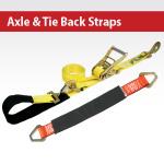 Axle Straps &  Tie Back Straps