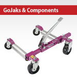 GoJak Casters & Components