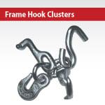 Frame Hook Clusters