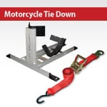 Motorcycle Tie Down & Transport