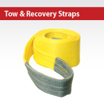Tow Straps & Ropes | Recovery Straps