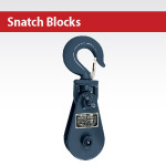 Snatch Blocks