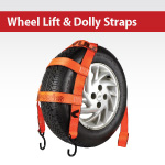 Wheel Lift & Dolly Straps