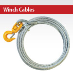 Winch Cables & Accessories