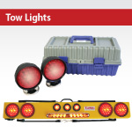 Tow Lights & Wide Load Bars