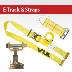 E-Track - Logistic Straps & Fittings
