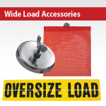 Wide Load Accessories