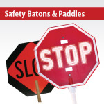 Safety Batons and Paddles