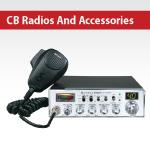CB Radios and Bluetooth Accessories