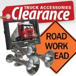 Clearance Truck Accessories