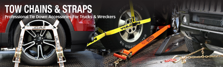 Tow Chains & Straps
