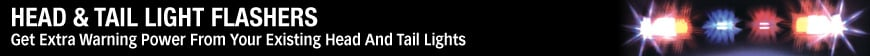 Head & Tail Light Flashers