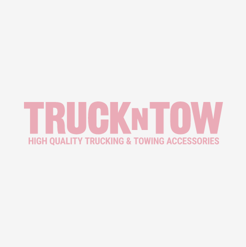 Dual tire chains for trucks with cam locks truckntow