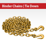 Binder Chains | Tie Down