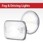 Fog & Driving Lights