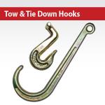 Tow Hooks | Tiedown Hooks