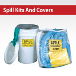 Spill Kits & Shop Cleanup