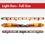 Light Bars - Full Size
