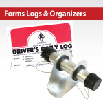 Forms, Logs & Organizers