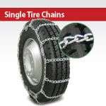 Single Tire Chains