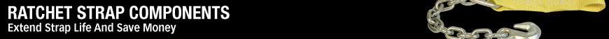Ratchet Strap Components