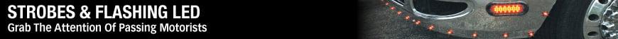 Strobes & Flashing LED