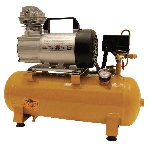 12-Volt Portable Industrial Air Compressor