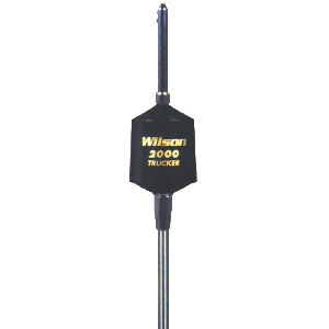 "Wilson 5"" Black Shaft Replacement Antenna - T2000"