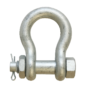 Nut And Bolt Anchor Shackles (Grade 43 and 80)