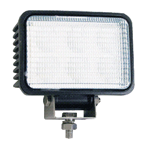 Rectangular LED Flood Utility Light