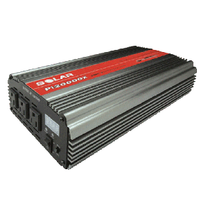 2000 Watt 12 Volt Power Inverter