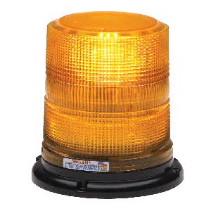Whelen L10 Super 6.75'' LED Amber Beacon