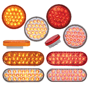 Grand General Pearl LED Strobing Lights