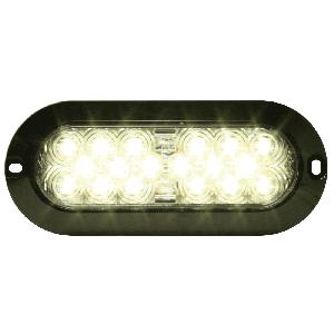 LED Back Up Light Surface Mount Oval