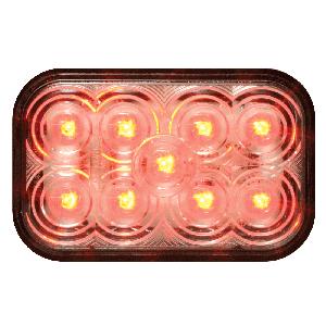 LED Stop Turn Tail Light - Grommet Mount