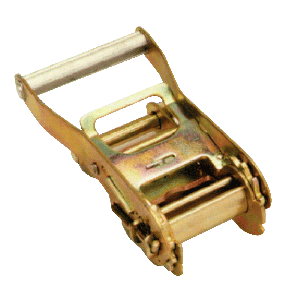 """VULCAN Ratchet Buckle - 2"""" Wide Handle, 3300 lbs. SWL"""
