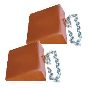 Steel Scotch Blocks