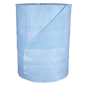 Blue Spunlace Heavy Duty Wipes
