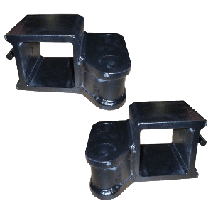 5 Inch Axle Fork - Driver and Passenger Side Receiver