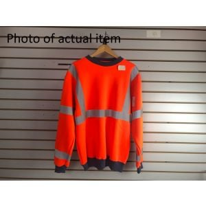 High Visibility Sweatshirts - Scratch And Dent
