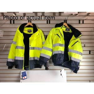 High Visibility Jackets - Scratch And Dent