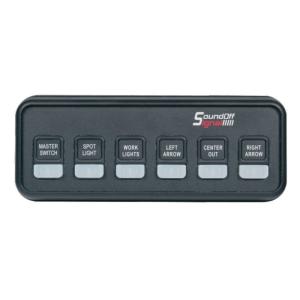 INTELLIswitch 6-Switch Panel