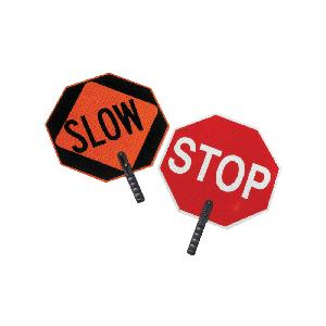 Cortina Professional Grade Stop/Slow Paddles