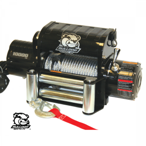 Bulldog Electric Self Recovery Winches