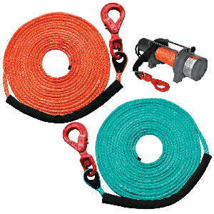 VULCAN PROSeries Dyneema Synthetic Rope Self Locking Winch Lines