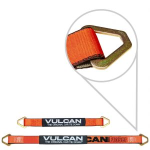 VULCAN PROSeries Single Ply 2'' Axle Straps