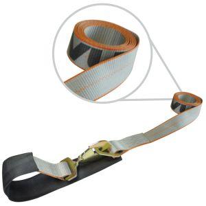 VULCAN Silver Series 2'' Axle Strap Tie Down Replacement Strap