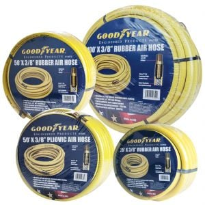 Goodyear Rubber Yellow Air Hoses
